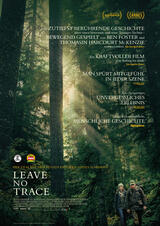 Leave No Trace - Poster