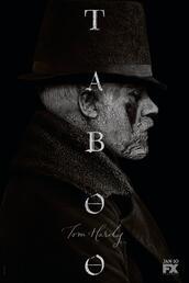 Taboo - Staffel 1 - Poster