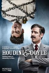 Houdini and Doyle - Poster