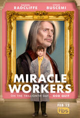 Miracle Workers - Staffel 1 - Poster