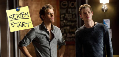 Vor dem Spin-off: The Vampire Diaries