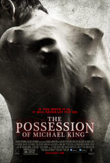 The Possession of Michael King - Poster