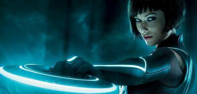 Olivia Wilde als Quorra in Tron Legacy