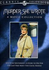 Mord ist ihr Hobby - Der letzte freie Mann - Poster