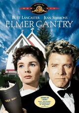 Elmer Gantry - Gott ist im Geschäft - Poster