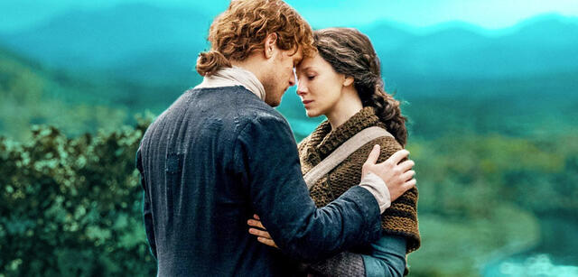 Outlander Staffel