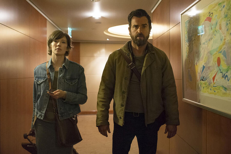 The Leftovers Staffel 3 mit Justin Theroux und Carrie Coon