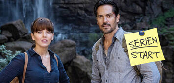 Bild zu:  Hooten and the Lady, Staffel 1