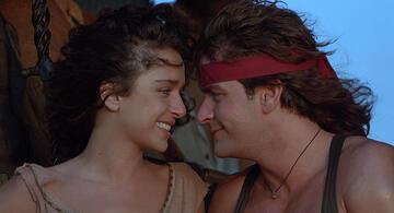 Happy End: Ramada (Valeria Golino) und Topper Harley (Charlie Sheen) wieder vereint