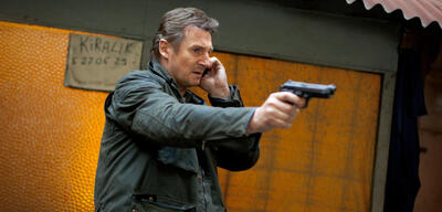 Liam Neeson in 96 Hours - Taken 2