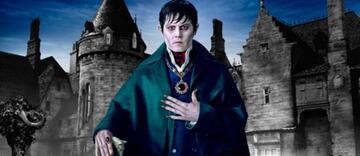 Johnny Depp in Tim Burtons Dark Shadows