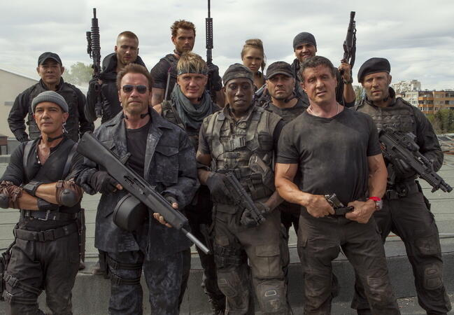 The Expendables 3 Besetzung