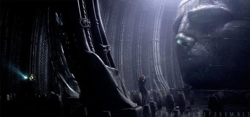 Prometheus - Dunkle Zeichen - Bild 15 von 29