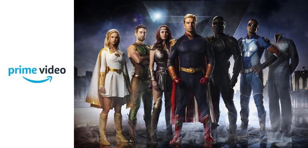 Avengers in brutal: The Boys bei Amazon wird eine der härtesten Superhelden-Serien