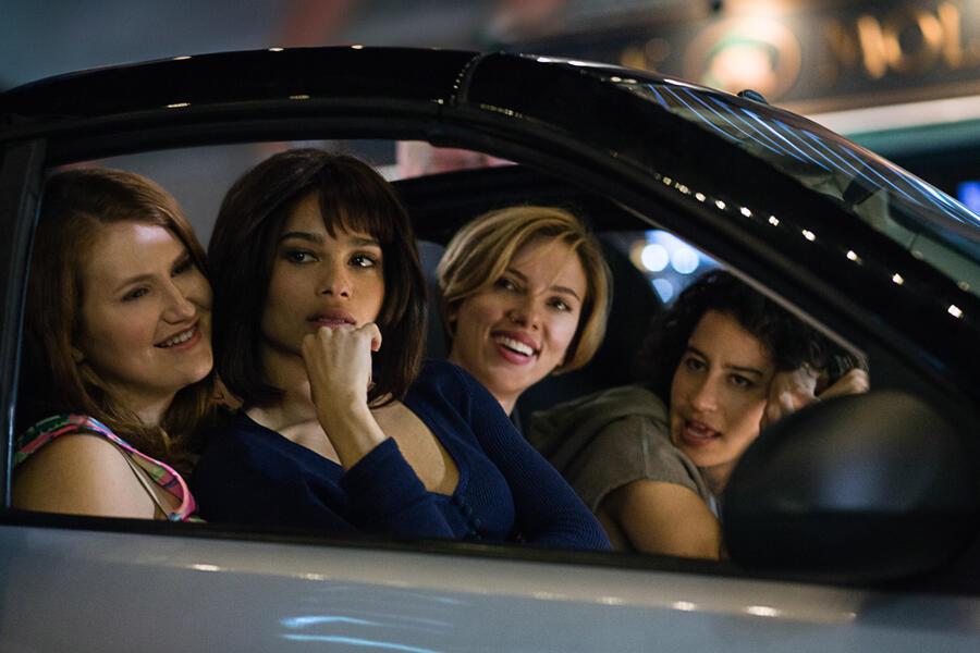 Girls' Night Out mit Scarlett Johansson, Zoë Kravitz, Ilana Glazer und Jillian Bell