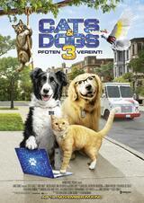 Cats & Dogs 3 - Pfoten vereint! - Poster