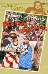 Abbott und Costello unter Kannibalen - Poster