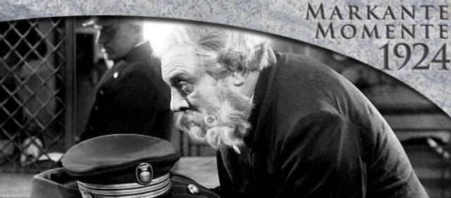 1924 - Der letzte Mann entfesselt die Kamera