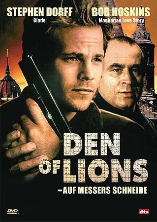 Den of Lions - Auf Messers Schneide
