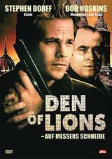 Den of Lions - Auf Messers Schneide - Poster