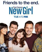 New Girl - Staffel 7 - Poster