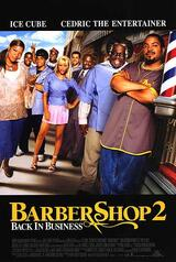 Barbershop 2: Back in Business - Poster