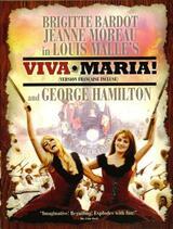 Viva Maria! - Poster