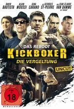 Kickboxer: Die Vergeltung Poster