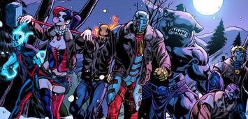 Bild zu:  Das Suicide Squad in einer seiner Comic-Versionen