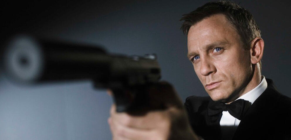 Interview mit Daniel Craig und Christoph Waltz