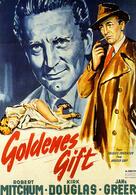 Goldenes Gift