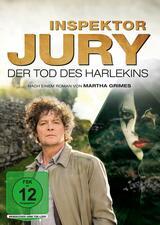 Inspektor Jury: Der Tod des Harlekins - Poster