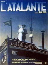 Atalante - Poster