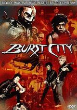 Burst City - Poster