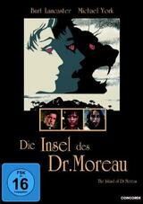 Die Insel des Dr. Moreau - Poster