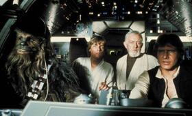 Krieg der Sterne mit Harrison Ford, Mark Hamill und Alec Guinness - Bild 5