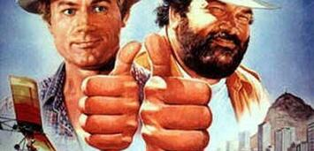 Bild zu:  Bud Spencer & Terence Hill