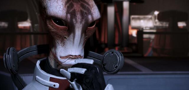 Mordin Solus aus Mass Effect