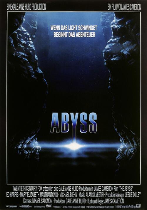 Abyss Film 1989 Moviepilotde