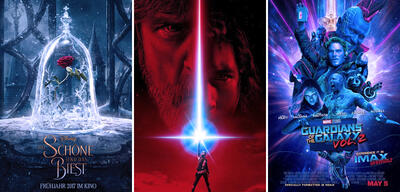 Disney am Box Office 2017