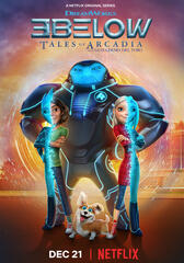 3 von oben: Geschichten aus Arcadia