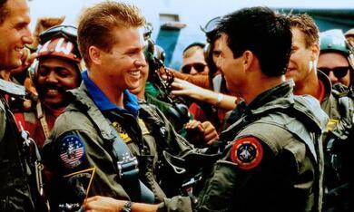 Top Gun - Sie fürchten weder Tod noch Teufel mit Tom Cruise und Tom Skerritt - Bild 11