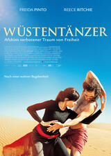 Wüstentänzer - Afshins verbotener Traum von Freiheit - Poster