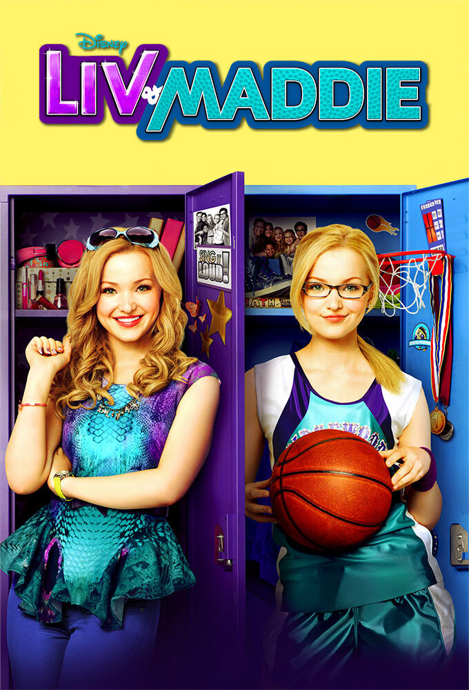 Liv Und Maddie Bs