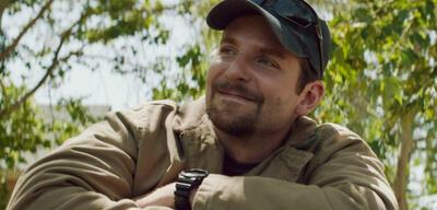 Er ist echt: Bradley Cooper in American Sniper