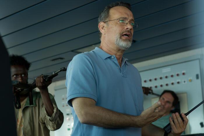 Captain Phillips mit Tom Hanks