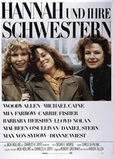 Hannah und ihre Schwestern - Poster