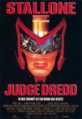 Judge Dredd - Poster
