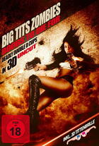 Big Tits Zombies in 3D Poster