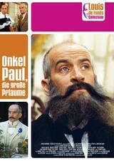 Onkel Paul, die große Pflaume - Poster